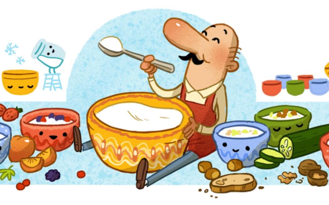 Stamen Grigorov : H Google τιμά με doodle τη γέννηση του ιατρού