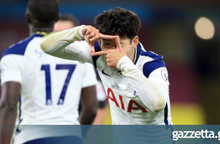 Μπέρνλι – Τότεναμ 0-1: Το «αχτύπητο» δίδυμο Κέιν-Σον γράφει ιστορία! (vid) | Premier League