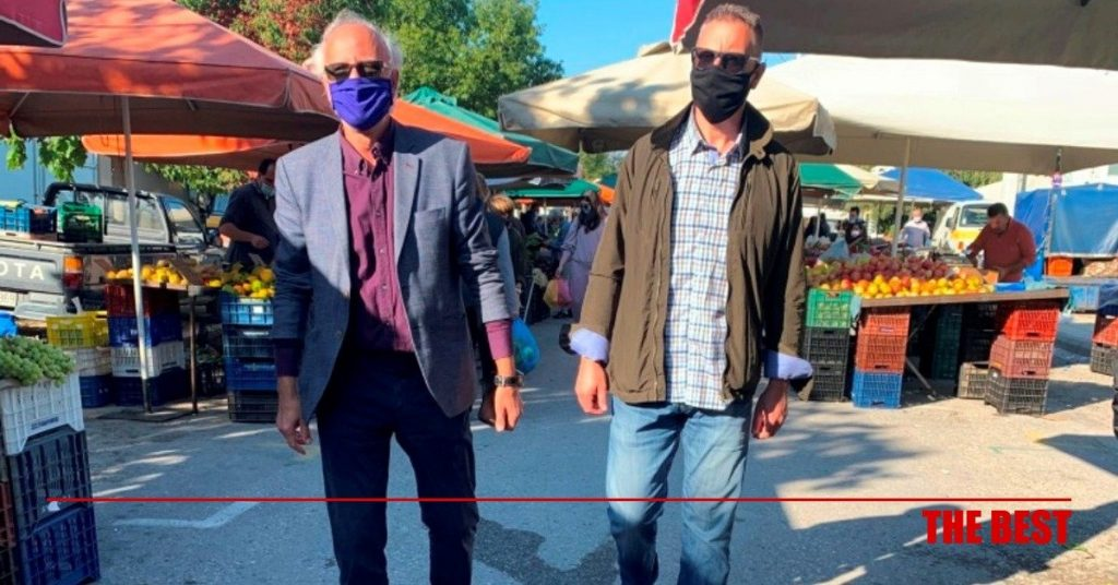 Δήμος Πατρέων για λαϊκές: Tηρήστε τα μέτρα